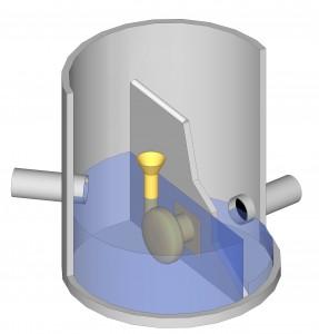 FluidPond CAD