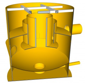 FluidSep CAD