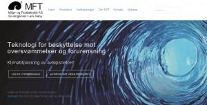 MFT ny hjemmeside