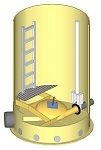 GRP kum CAD 150